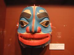 nwpc mask @ totem heritage center ketchickan ak (wimomz/kari) Tags: july09 wimomz