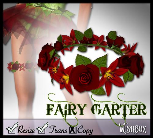 Fairy Garter III