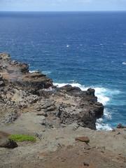 Nakalele Blow Hole (* T *) Tags: hawaii maui nakaleleblowhole kahekilihighway dsc00631 honoapillanihighway