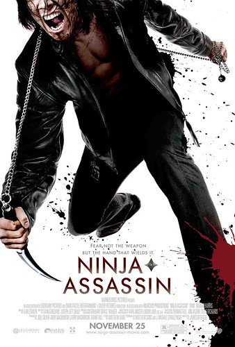 Ninja Assassin - Rain