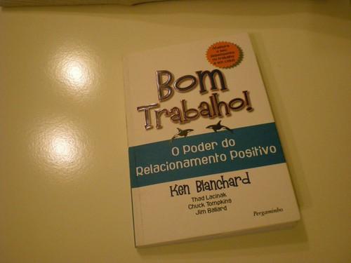 Capa do Livro Bom Trabalho (Whale Done)
