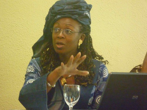 Vital Voices Training in Douala, Cameroon