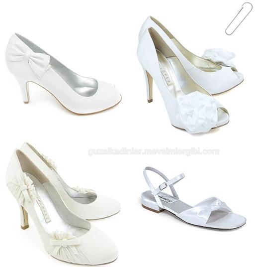 gelin ayakkabıları modelleri gelin ayakkabısı örnekleri