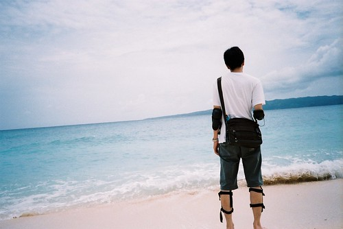 你拍攝的 【AS-1】BOLABOG海灘。