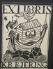 Ex Libris K B Bjering