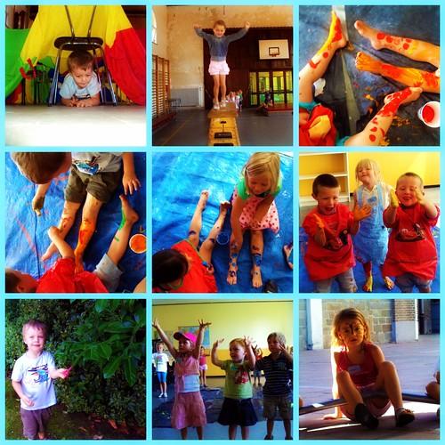 Kleuren Overal dag 2 (by Idee Kids)