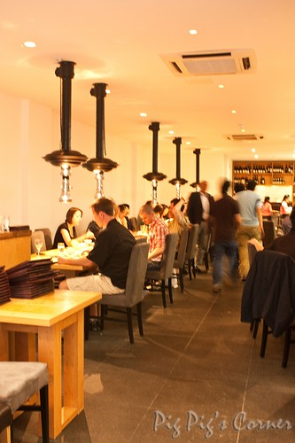 Ran Korean Restaurant London 02