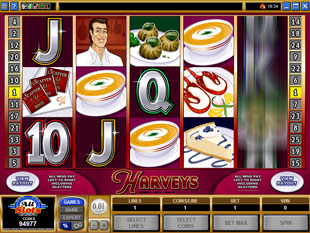 Harveys slot game online review