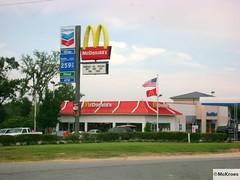 McDonald's Lamont 5185 South Jefferson (USA)