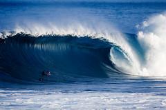 empty otw (kooristaphoto) Tags: beach hawaii pipe barrel northshore pipeline backdoor otw
