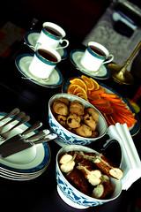 Beş Çayı - Tea Time ( olsada yesek mi acaba )