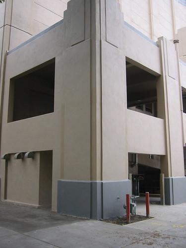 Gill Coliseum Paint Job