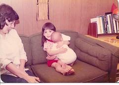 Mom, me & Jay