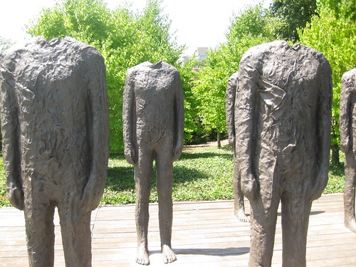more headless sculptures by
