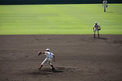 IMG_2509 (Wtfr::Yosuke Hori) Tags: baseball koshien