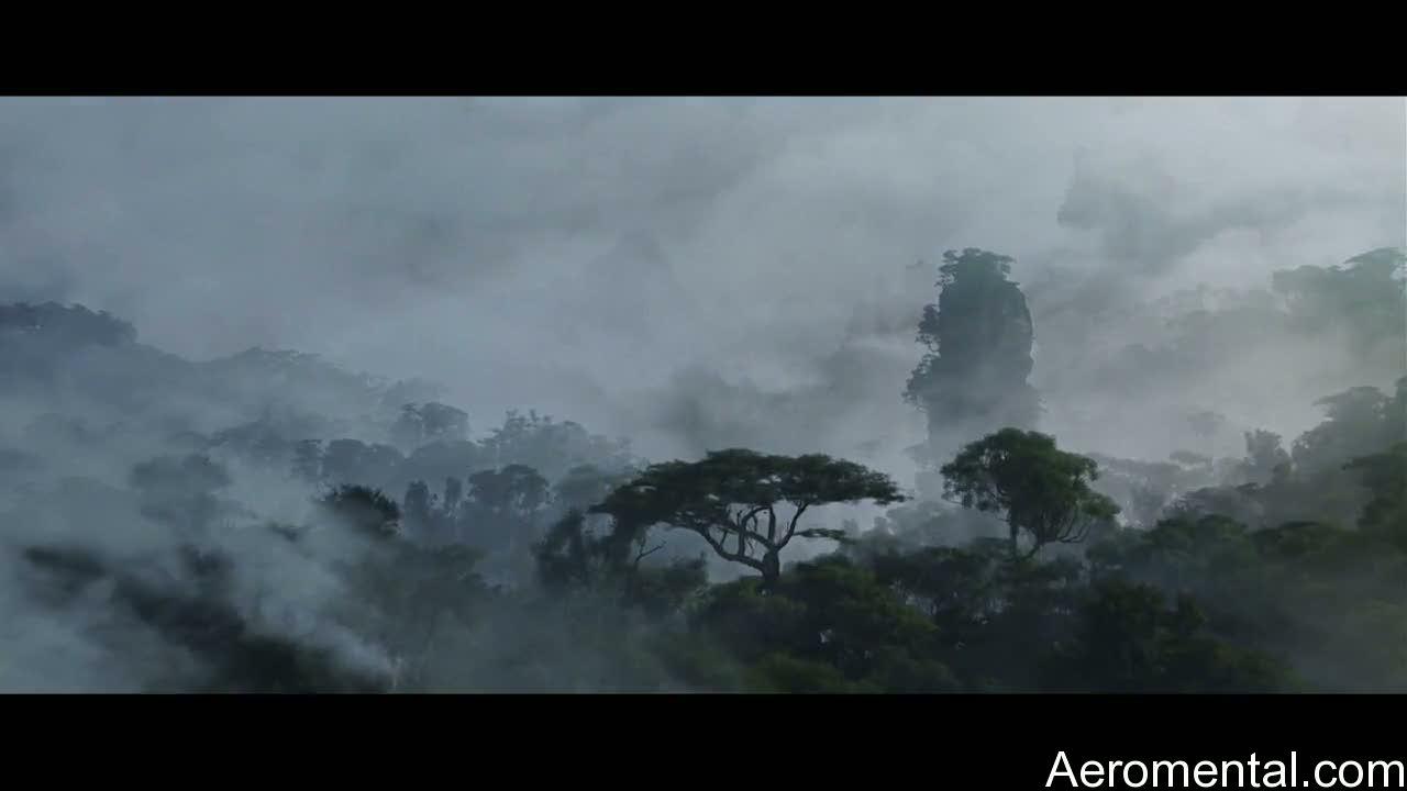 película Avatar  planeta Pandora
