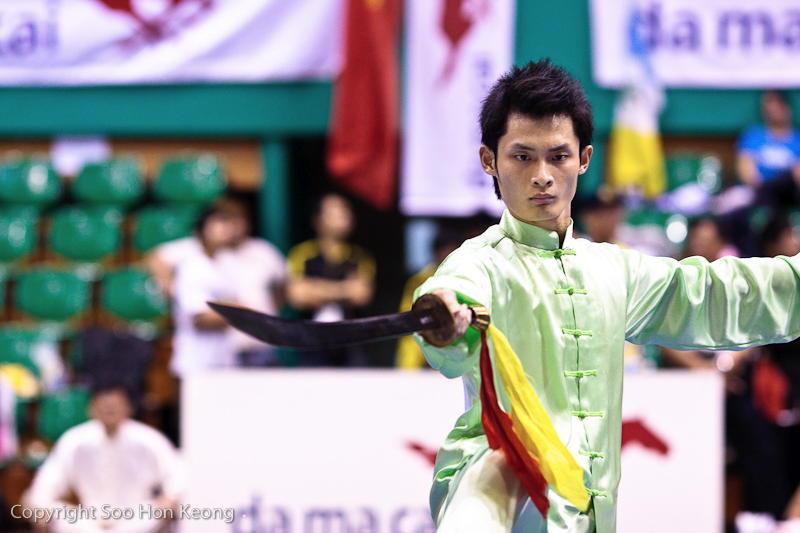 Wushu Performance @ KL, Malaysia