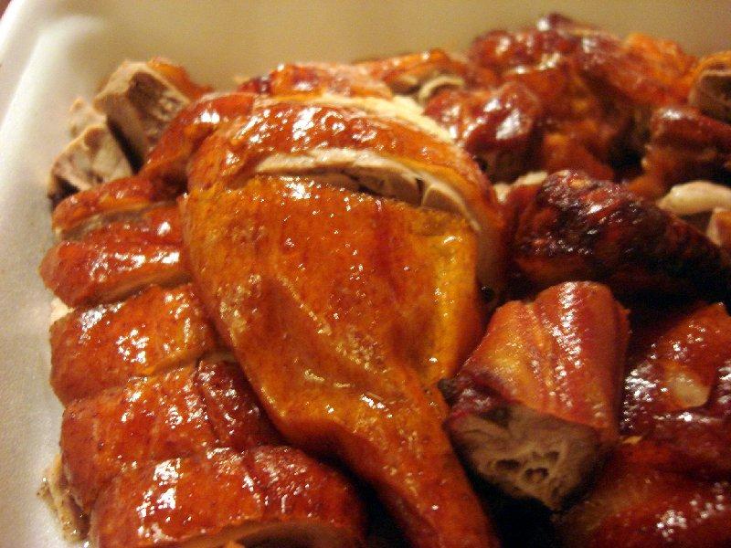 Loong Foong duck