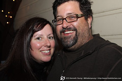 Chris Heuer's Birthday Party 4.0 - Kristie Wells & Chris Heuer