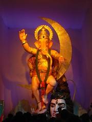 Ganesh galli - 2009 (Rahul_shah) Tags: ganesh ganapati ganpati parel lalbaug gajanan ganraj ganeshfestival2009 mumbaiganeshfestival2009mumbai
