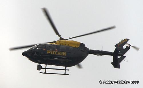 G-MPSB Police Eurocopter EC145