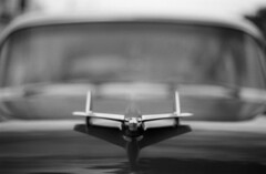 Blurred Bel Air (jameswilsonphoto) Tags: classic chevrolet belair film car canon ma massachusetts air 1954 delta chevy pro 100 mass illford bel rockport bostonist 7n dp100 bm082309