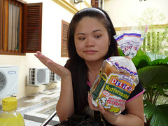 Penang Aug 09 - 16 Shirley with Gardenia Butterscotch bread