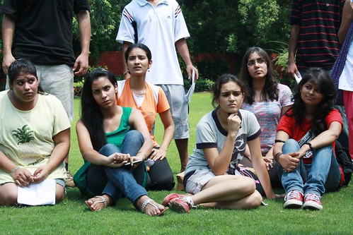 Campus Life – The iGen, Delhi University