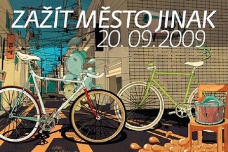 Zažít město jinak 2009