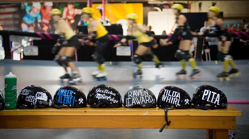 Siren helmets, Swarm skaters