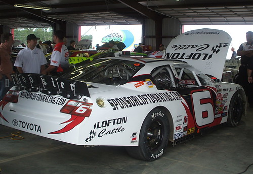 Lofton's car