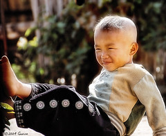 Hmong Boy (iamguava - ) Tags: thailand child thai guava hmong hilltribe maehongsorn 5photosaday abigfave     earthasia  iamguava
