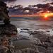 Sunrise, Cave Point