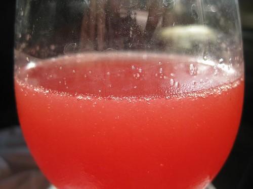 Patrick Swayze Memorial Brunch - Watermelon Mimosa