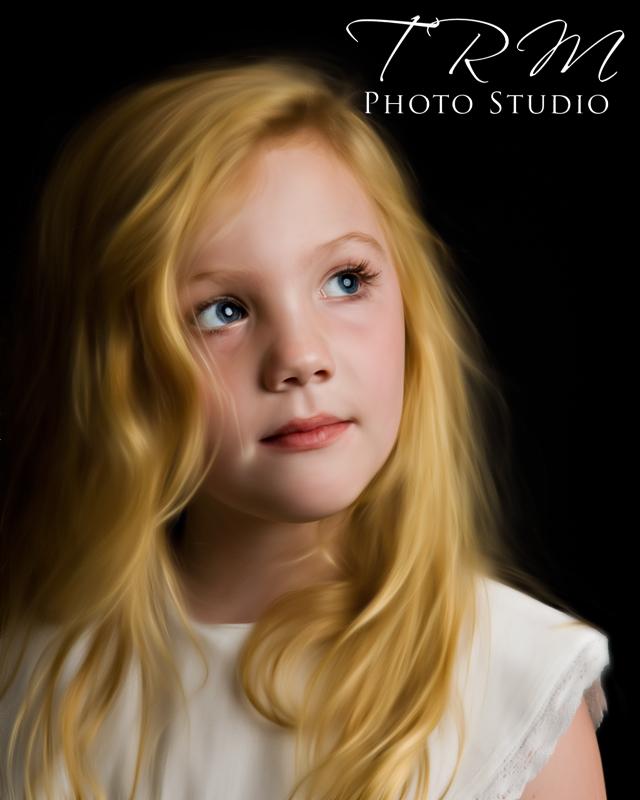 Beautiful Little Girl Models