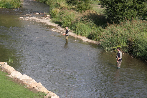 Fly Fishing in Burgos