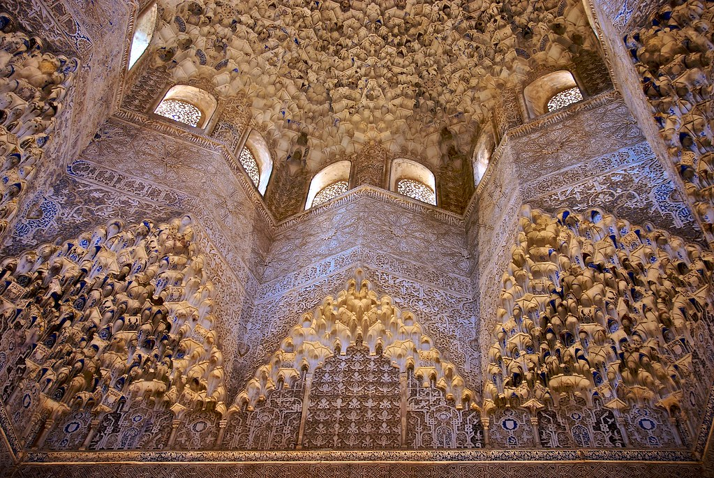 The world 39 s best photos of decoration and honeycomb for Alhambra decoration