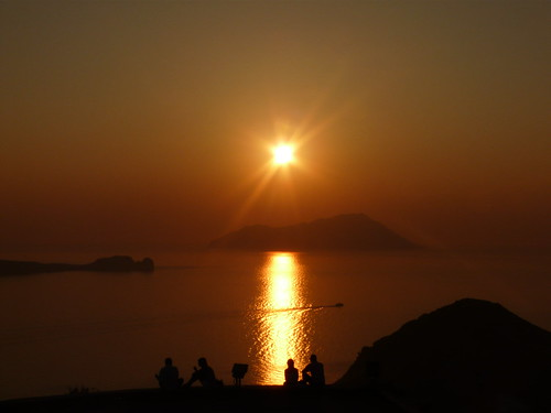 Sunset - Plaka, Milos