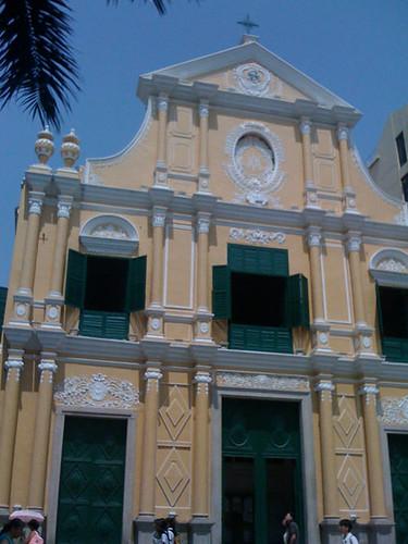 colonial macau