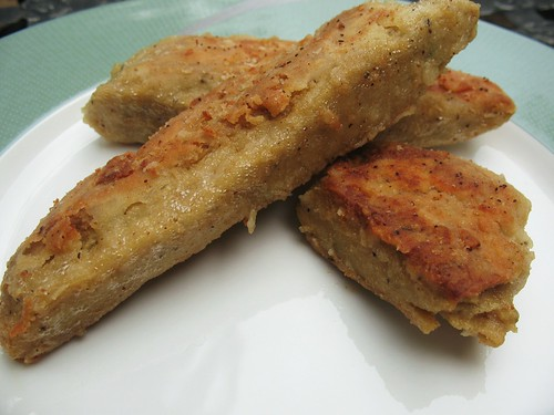 Chicken-y Seitan Cutlets