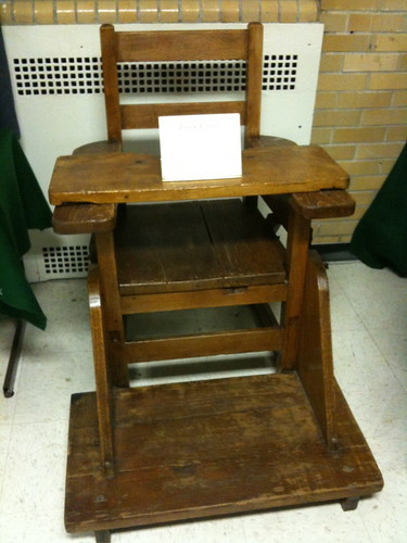 Heavy Restraint Desk