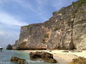 Bukit Utara Pantai Suluban