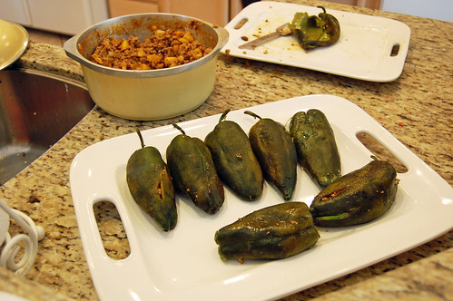 Chiles en Nogada Recipe
