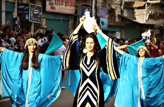Balance & Grace.. (SonOfJordan) Tags: road old city light people colour boys festival century canon balloons eos centennial downtown cityhall flag amman parade jordan theme 100 procession colourful cart xsi gam    450d      samawi  sonofjordan canoneosxsi450dsamawisonofjordan shadisamawi    wwwshadisamawicom