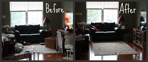 Living Room B&A