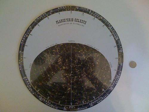 Planisferio 2