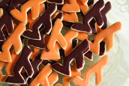 hokie cookies