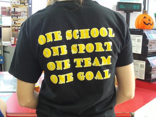 One shirt