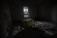 The box (andre govia.) Tags: decay urbanexploration abandonment abandonedbuilding abandonedbuildings urbex girlsschool abandonedschool andregovia