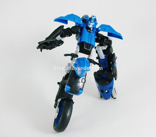Transformers Chromia RotF Deluxe - modo robot